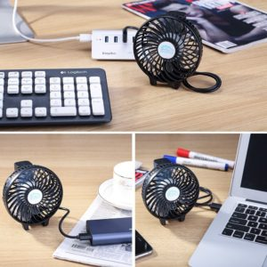 EasyAcc Palmare Mini Ventilatore
