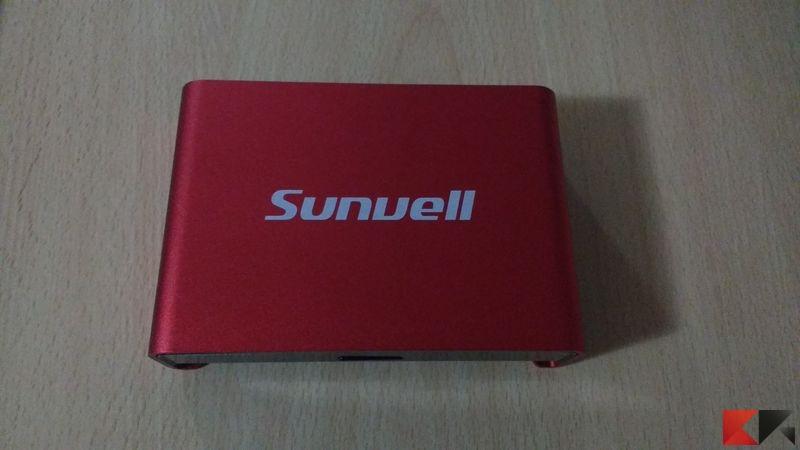 Recensione TV Box Sunvell T95U Pro: rosso e audace!