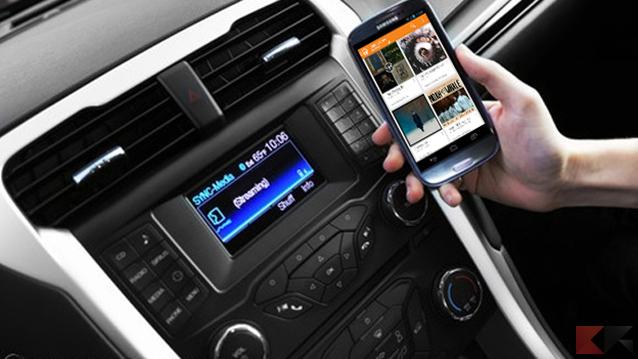Bluetooth per auto: come aggiungerlo