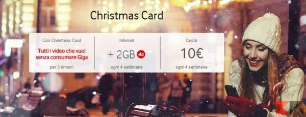 Christmas Card Vodafone 2016