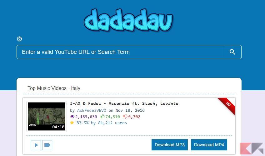 dadadau