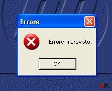 errore-imprevisto