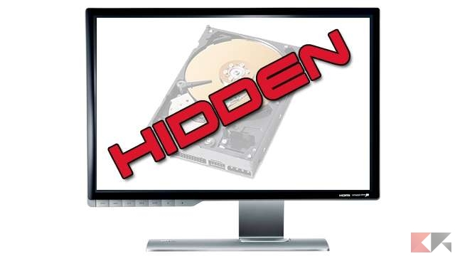 hide disk