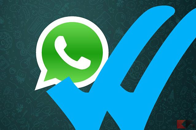 whatsapp spunte