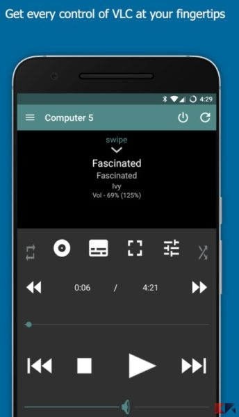 2016 12 13 12 37 20 VLC Mobile Remote App Android su Google Play