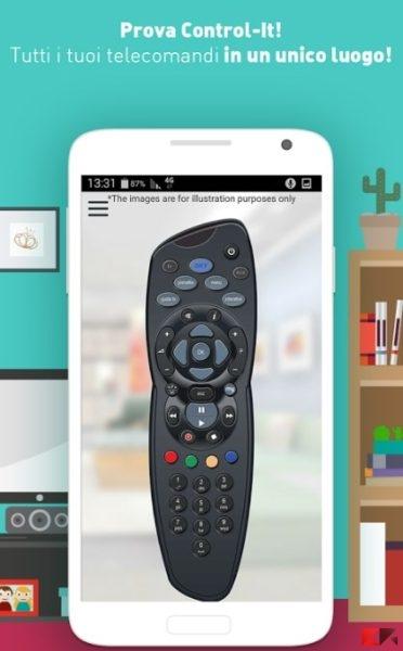 2016 12 13 16 09 58 Control It IL telecomando App Android su Google Play