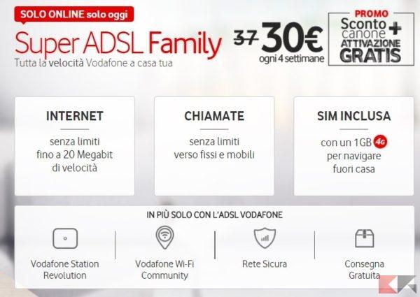 Offerte vodafone internet adsl e fibra chimerarevo - Internet en casa de vodafone ...