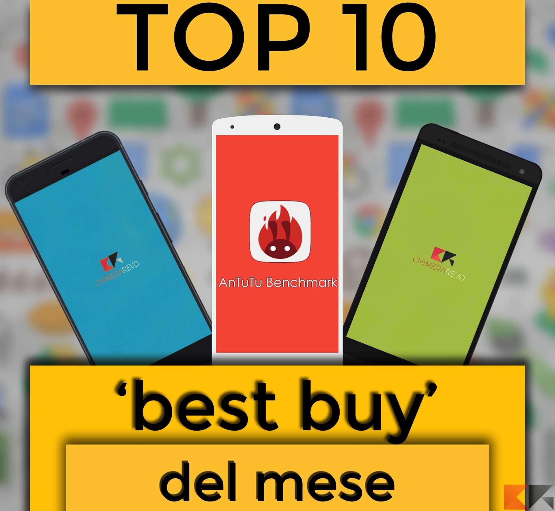 I migliori 10 smartphone per rapporto qualit prezzo di agosto 2017 antutu benchmark chimerarevo - Migliori cucine rapporto qualita prezzo ...
