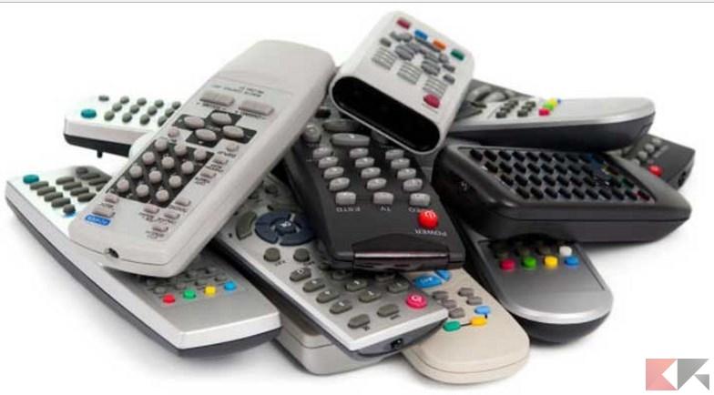 Come trasformare android in un telecomando universale chimerarevo - Porta telecomandi da divano ...