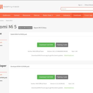Download MIUI