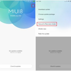 MIUI recovery