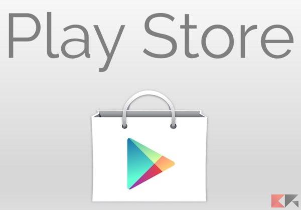 Play Store non funziona