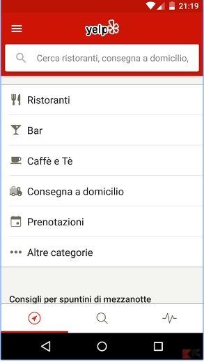 migliori app per ristoranti, pizzerie ed agriturismi