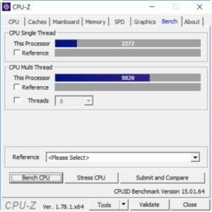 2017 01 11 11 54 13 CPU Z risultato