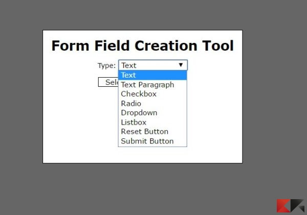 Power PDF how to Create fillable PDF form