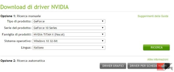 2017 01 18 12 01 17 Download di driver NVIDIA