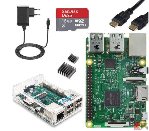 2017 01 19 15 47 06 Vilros Raspberry Pi 3 Complete Starter Kit EU Plug Edition Amazon.it Elettron