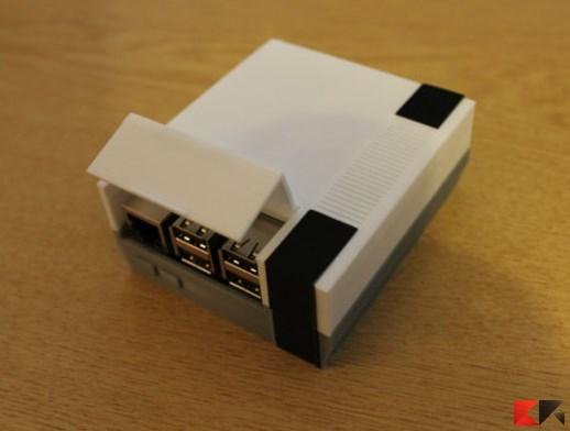 2017 01 19 15 57 52 NES stampato 3D ispirato caso Raspberry Pi di Fynsya su Etsy