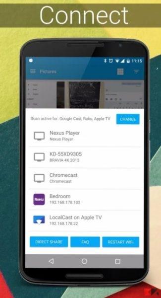 2017 01 24 10 20 15 LocalCast for Chromecast DLNA App Android su Google Play
