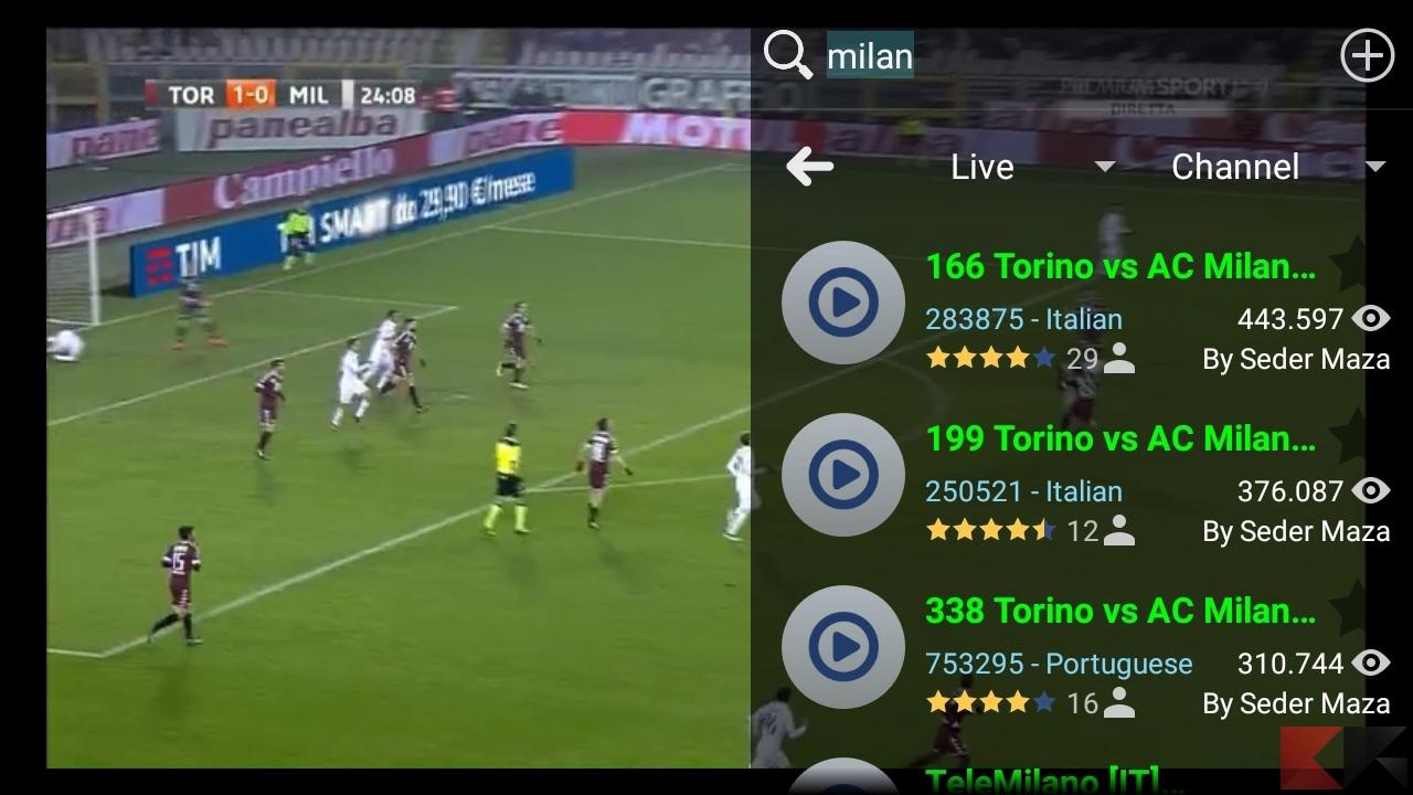 Live Stream Player2