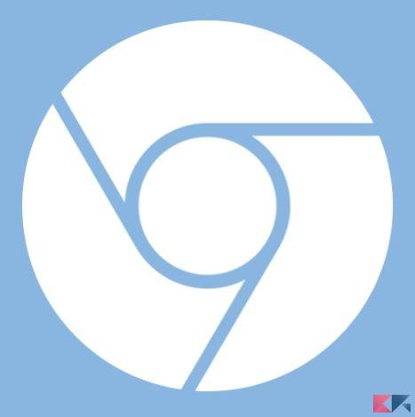 chrome logo 1
