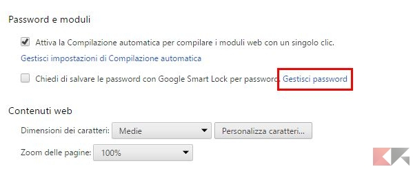 chrome password 2