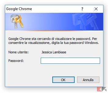 chrome password 4