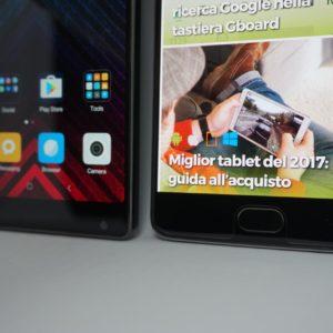 confronto Xiaomi Mi Mix OnePlus 3T