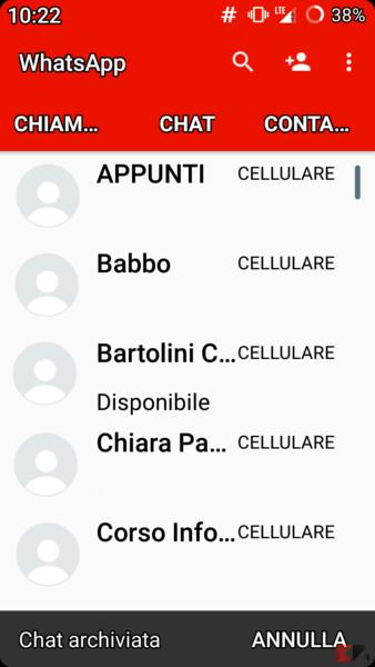 Come eliminare il nuovo stato whatsapp chimerarevo - Come sapere se un sms e stato letto ...