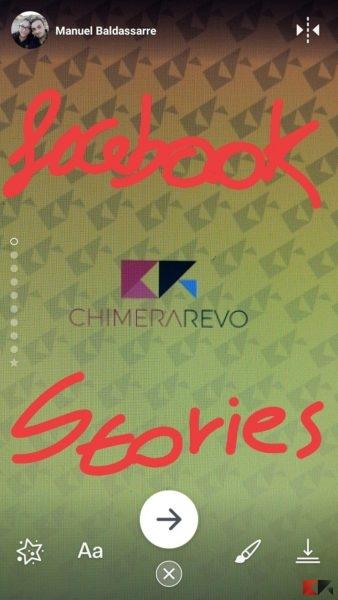facebook-storie