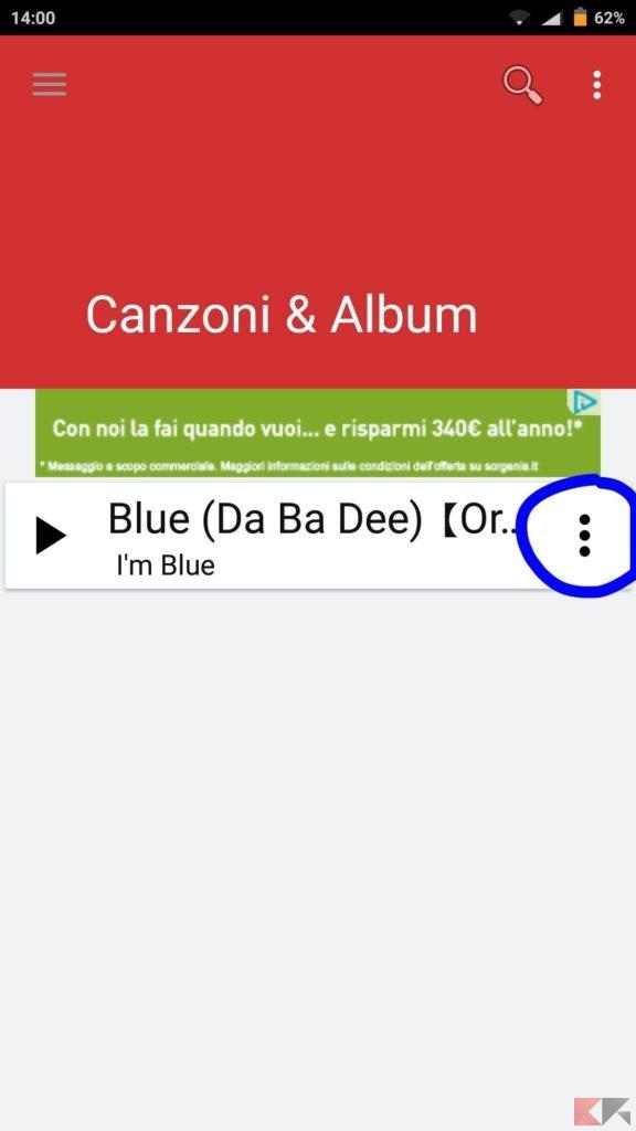 Fildo- migliore app per scaricare musica