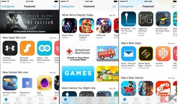 Scaricare giochi gratis da App Store
