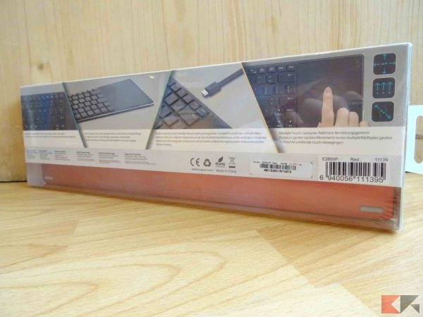 tastiera wireless Rapoo E2800P