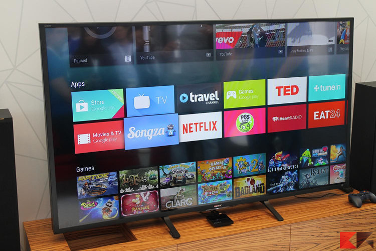 veezie su smart tv