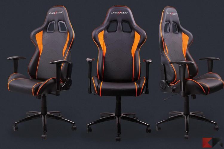 Miglior sedia da gaming guida all 39 acquisto chimerarevo for Sedia da gaming