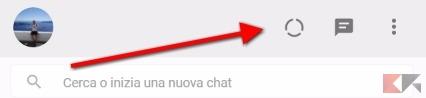 stato whatsapp web
