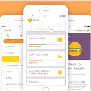 Le migliori app per dimagrire - Noom