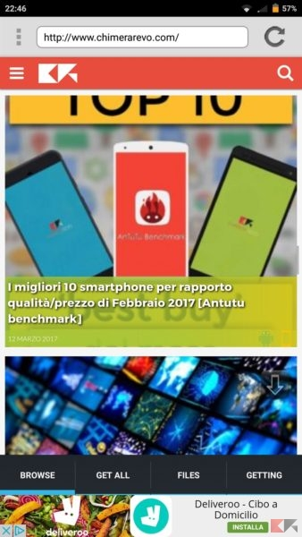 scaricare video su Android GetThemAll