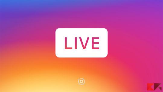 scaricare video dirette live Instagram