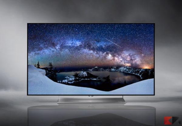 Smart tv le migliori da comprare chimerarevo for Distanza tv 4k