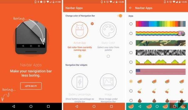Navbar app la soluzione più completa per modificare la vostra barra di navigazione