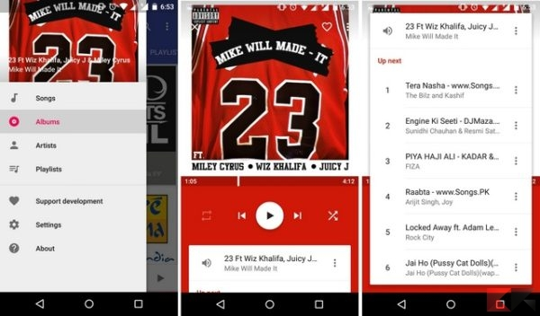 Phonograph Music Player Android app