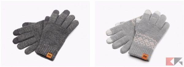Xiaomi Mi Gloves - guanti Xiaomi