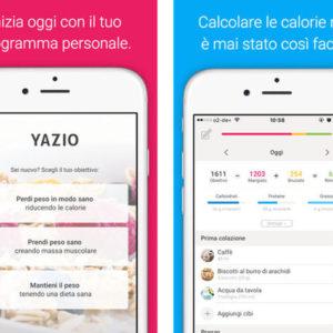 Le migliori app per dimagrire - YAZIO