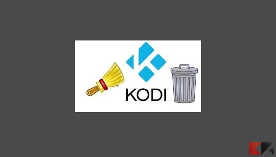 kodi how to clear cache windows
