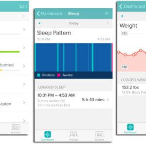 Le migliori app per dimagrire - Fitbit