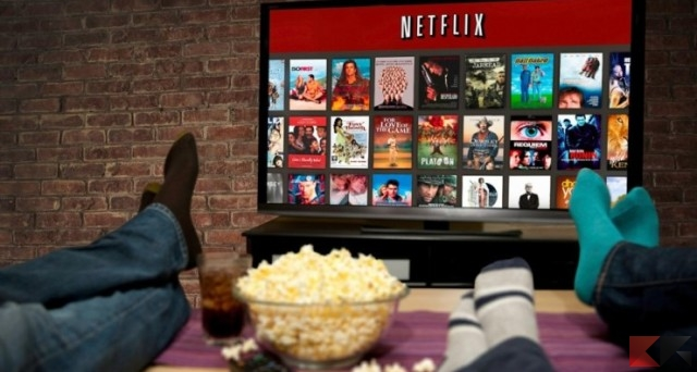 netflix - vedere serie tv in streaming