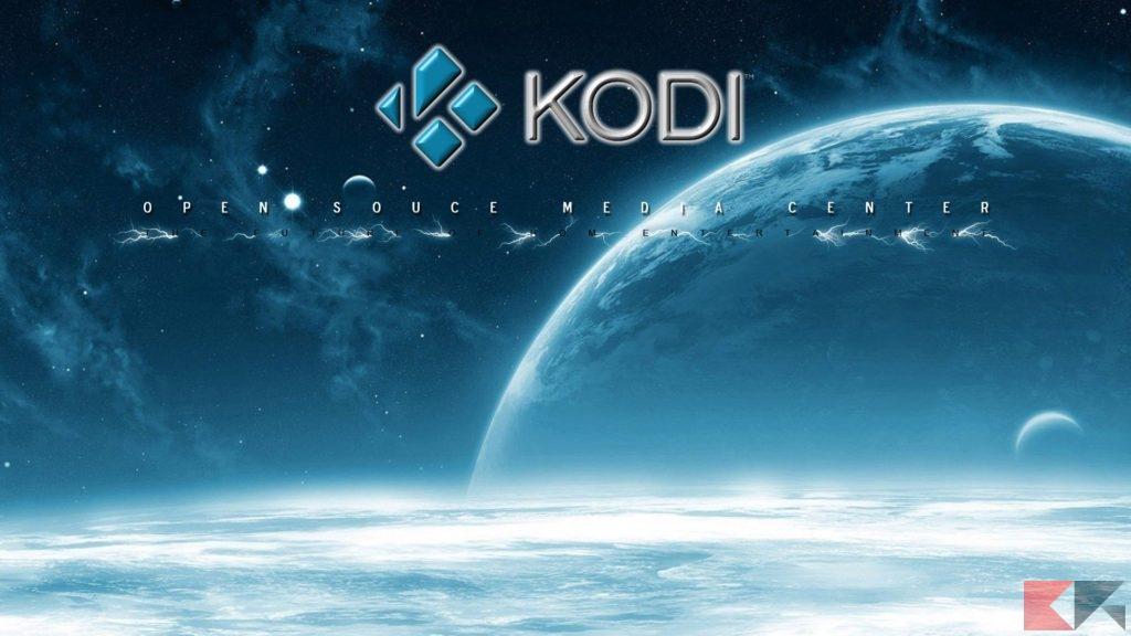 """Kodi: risolvere l'errore """"ERROR: UNABLE TO CREATE APPLICATIONS. EXITING"""" 1"""