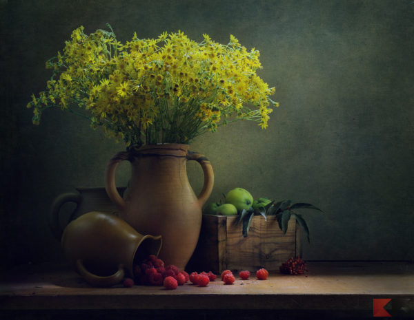 still life by anatoly che