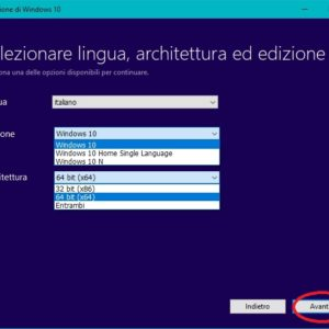 windows 10 ISO download microsoft